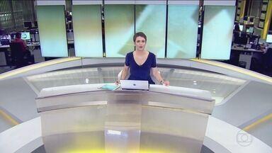 Jornal Hoje - Edição de quarta-feira, 05/12/2018 - Os destaques do dia no Brasil e no mundo, com apresentação de Sandra Annenberg e Dony De Nuccio