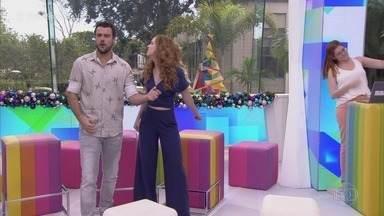 Programa de 05/12/2018 - O programa mostra os bastidores da televisão brasileira.