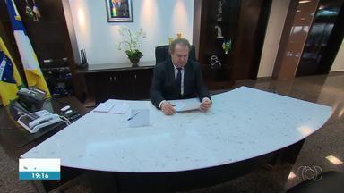 MP pede a cassação do governador Mauro Carlesse e do vice - MP pede a cassação do governador Mauro Carlesse e do vice