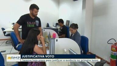 Justificativa de ausência na votação pode ser feita pela internet - Eleitor precisa entrar no Sistema Justifica e preencher um formulário.