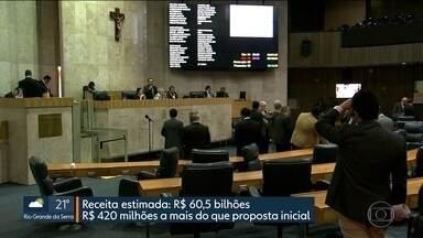 Vereadores aprovam orçamento de 2019 em primeira votação - Subprefeituras vão receber mais dinheiro.