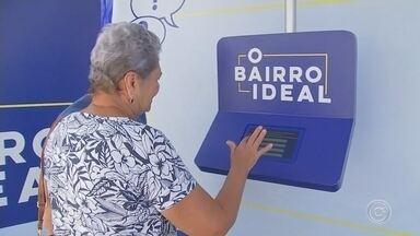 Mais de quatro mil pessoas participam de votação do projeto 'O Bairro Ideal' - Mais de 4.200 pessoas participam de votação do projeto 'O Bairro Ideal' nas cinco cidades participantes: Alumínio, Araçoiaba da Serra, Capela do Alto, Iperó e Salto de Pirapora.