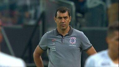 Corinthians anuncia volta do técnico Fábio Carille aos torcedores através do whatsapp - Corinthians anuncia volta do técnico Fábio Carille aos torcedores através do whatsapp