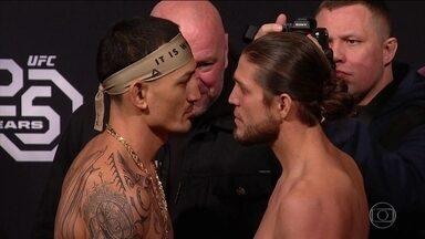 Com quatro brasileiros na disputa, UFC 231 marca a volta de Holloway - Com quatro brasileiros na disputa, UFC 231 marca a volta de Holloway
