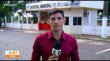 Detento foi libertado em ação ousada, em Marabá - Ele estava sendo levado para um atendimento médico.