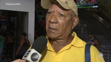 Torcedores comentam a contratação de Marcelo Chamusca como novo técnico do Vitória - Marcelo foi responsável em impulsionar o ex-clube Oeste para a primeira divisão do Campeonato Brasileiro.