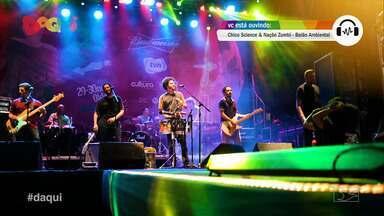 Festival BR-135 mostra diversidade musical no Maranhão - Programa deste sábado (8) apresentou a sétima edição do festival que tem como principal foco fortalecer a música independente.
