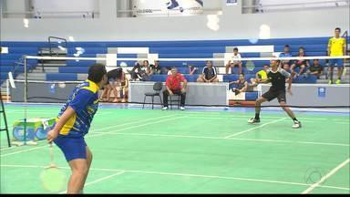 Campina Grande sedia competições de Basminton neste final de semana - Campeonato Paraibano e fase estadual da Taça Super Badminton acontecem neste sábado e domingo na Rainha da Borborema