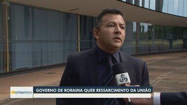 Audiência entre Roraima e União sobre venezuelanos termina sem acordo - Governo apresentou nova proposta e voltou a pedir ressarcimento por gastos com Venezualanos.