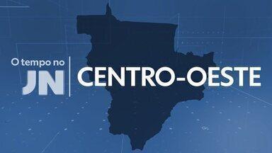 Veja a previsão do tempo para este domingo (9) no Centro-Oeste - Veja a previsão do tempo para este domingo (9) no Centro-Oeste