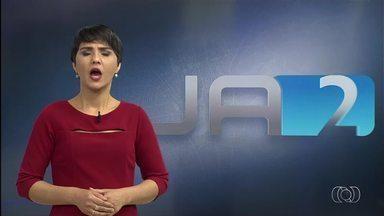 Veja os destaques do JA2 - Ex-funcionária denuncia ter sido abusada pelo médium João de Deus durante atendimento espiritual.