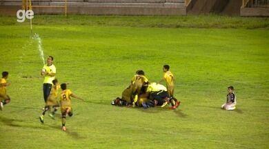 Boca Juniors vence por 9 a 8 a Escolinha do Bebeto nos pênaltis e avança para a final - Boca Juniors vence por 9 a 8 a Escolinha do Bebeto nos pênaltis e avança para a final