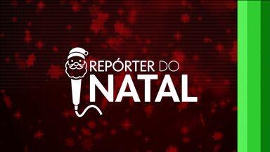 Acompanhe as notícias do Repórter do Natal - Quadro do Boa Noite Paraná traz as novidades e a magia do Natal.