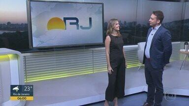 Bom Dia RJ - Edição de terça-feira, 11/12/2018 - As primeiras notícias do Rio de Janeiro, apresentadas por Flávio Fachel, com prestação de serviço, boletins de trânsito e previsão do tempo.