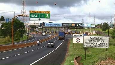 Pedágio teve reajuste autorizado no Paraná - O maior aumento será no trecho da BR-369, que liga Londrina a Maringá.