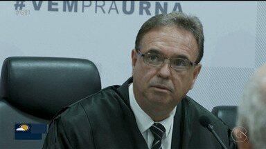 Desembargador Agenor Ferreira Lima toma posse como presidente do TRE, em Recife - Ele permanece no cargo até setembro de 2019.