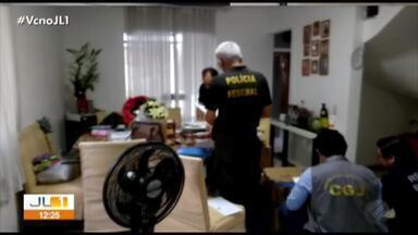 Polícia Federal inicia a segunda fase da operação Forte do Castelo, em Belém - Operação investiga licitações realizadas a partir de 2017 pela Prefeitura de Belém