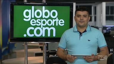 Confira os destaques do GloboEsporte.com - GloboEsporte.com mostra os detalhes da pré-temporada do Moto e Sampaio e a preparação do MAC para a temporada de 2019
