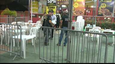 Continua em estado grave motorista baleado na pizzaria em João Pessoa - Ele foi confundido com assaltantes e baleado por um policial militar.