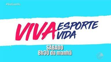 Viva Esporte: bairro de Canabrava recebe aulão de basquete neste sábado (15) - Campanha busca incentivar a prática de esportes.