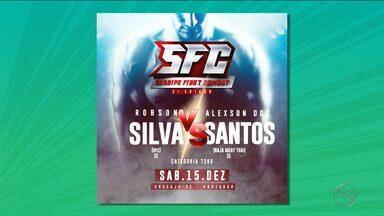 Aracaju recebe Sergipe Fight Combat nesta sexta e sábado - Competição terá lutas de MMA e um GP de jiu-jitsu. Pesagem é nesta sexta, disputas no sábado