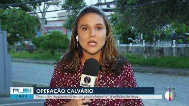 Desvio em esquema de fraude em Nova Friburgo, RJ, pode chegar a 15 milhões de reais - Assista a seguir.