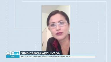 Polícia arquiva sindicância contra delegada - Erika Borges do Amaral era investigada por desacato e denunciação caluniosa.