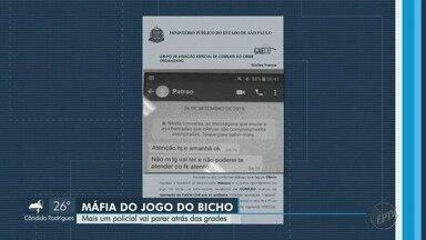 Nova fase da operação contra o jogo do bicho prende mais um policial civil, em Ituverava - Investigador é acusado de fornecer informações privilegiadas sobre datas de operações policiais para quadrilha.