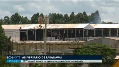 Empresários acreditam em 2019 promissor para Paranavaí - A chegada de indústrias, o aumento no número de empregos e outros fatores contribuem para o otimismo.