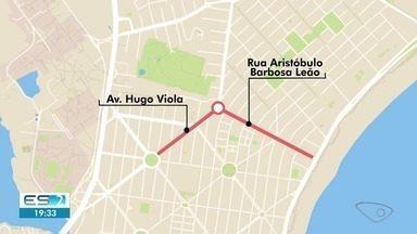 Jardim da Penha terá trânsito interditado neste sábado (15) - Jardim da Penha terá trânsito interditado neste sábado (15).
