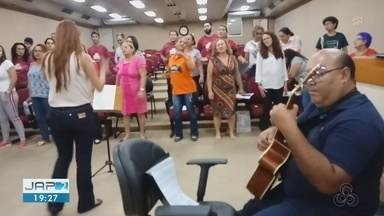 Cantata natalina da Justiça do AP busca a valorização da música regional - 'Natal Tucuju' será no sábado (15), na escadaria da Praça da Bandeira, no Centro de Macapá.