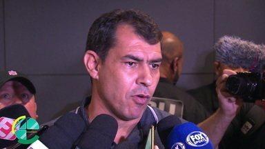 Fábio Carille está de volta ao Corinthians - Fábio Carille está de volta ao Corinthians