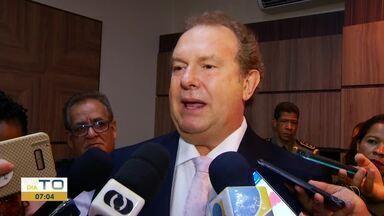 Governador Mauro Carlesse é diplomado no TRE - undefined