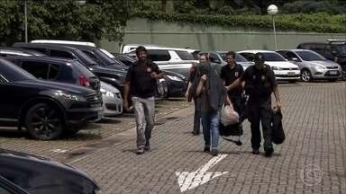 PF prende quadrilha de tráfico internacional de drogas que era comandada do Brasil - A prisão foi feita em três estados e era comandada diretamente do Brasil por dois sérvios, um deles foi preso, assim como outros seis brasileiros.