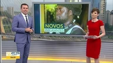 Série 'Novos Imigrantes' estreia amanhã no BDSP - Nova onda de imigração está mudando a cara da metrópole