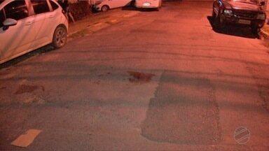 Polícia vai investigar assassinato no bairro Poção - Polícia vai investigar assassinato no bairro Poção.