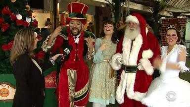 Ponto de encontro no Natal, rede hoteleira de Gramado ainda recebe turistas - Assista ao vídeo.