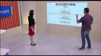 André Laurent apresenta os destaques do esporte paraense no JL1 desta sexta - Confira o que é destaque no esporte do Pará nos comentários do apresentados do Globo Esporte