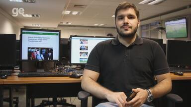 Mercado da Bola: repórter atualiza as informações do Grêmio - Assista ao vídeo.