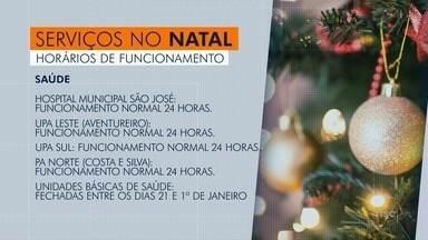 Confira o que abre e o que fecha durante o Natal em Joinville - Confira o que abre e o que fecha durante o Natal em Joinville.