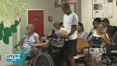 Pacientes denunciam falta de ar-condicionado em Hospital Municipal de Paulínia - Unidade de Tratamentos Intensivos (UTI) teve que ser transferida para outro setor por causa do calor.