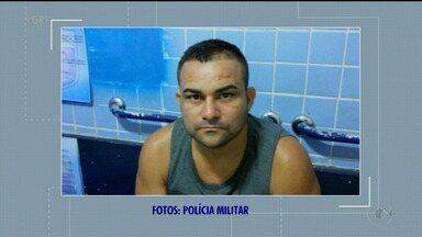 Homem é preso aplicando golpes na região de Petrolina - O homem aplicava golpes pela internet.