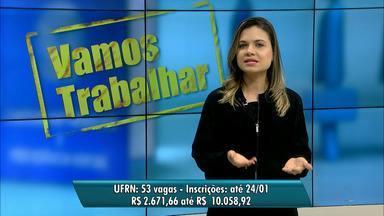 Concurso público para Universidade Federal do Rio Grande do Norte - Foi lançado o edital com 53 vagas para professores adjuntos e auxiliares.