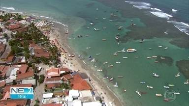 Rede hoteleira tem taxa de ocupação de 90% no Recife para o réveillon - Turistas estão animados para conhecer o litoral pernambucano.