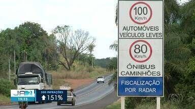 Aumenta o número de motoristas embriagados no feriado de Natal nas rodovias do TO - Aumenta o número de motoristas embriagados no feriado de Natal nas rodovias do TO