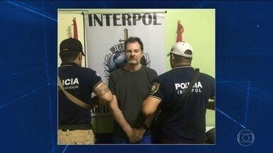 Polícia do Paraguai prende doleiro brasileiro denunciado na Lava Jato do RJ - Investigações da Operação Câmbio, Desligo, um desdobramento da Lava Jato do Rio, apontaram que Bruno Farina é sócio do doleiro Dario Messer. Farina está preso em Assunção, no Paraguai, mas será extraditado para o Brasil.