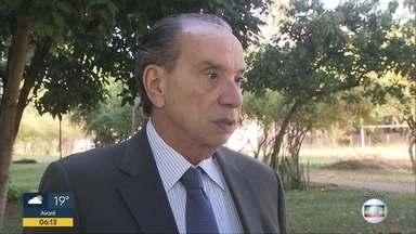 Doria nomeou Aloysio Nunes para Invest SP - Chanceler deixa o Itamaraty para integrar o Governo Doria