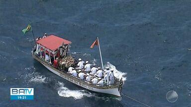 Irmandade de Bom Jesus do Navegantes confirma ausência da galeota 'Gratidão do Povo' - O grupo informou que não existe tempo hábil para fazer as manutenções necessárias para o funcionamento da embarcação.