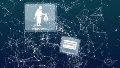 Informações publicadas na internet podem ajudar na hora de conseguir um empréstimo - É que a lei de proteção de dados permite que empresas tenham acesso às informações publicadas por cidadãos nas redes sociais. E isso pode ajudar milhões de brasileiros que não têm como comprovar renda.