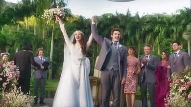 Confira cenas dos casamentos da ficção realizados em 2018 - Foram 39 emocionantes cerimônias. Nem todas felizes, mas cada uma teve um gostinho especial